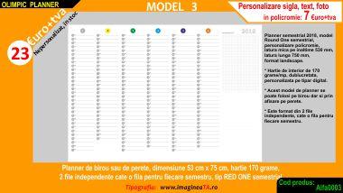 Planner model 3