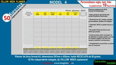 Planner model 4