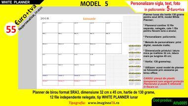 Planner model 5